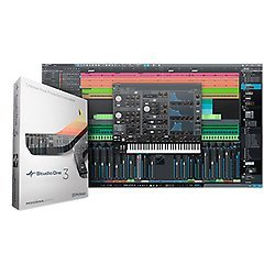 Presonus Studio One 3.0 Professional Audio MIDI Recording DAW Full Software With iPad Integration