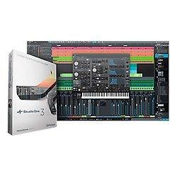 Presonus Studio One 3.0 Professional Audio MIDI Recording DAW Full Software With iPad - 1 Studio 3