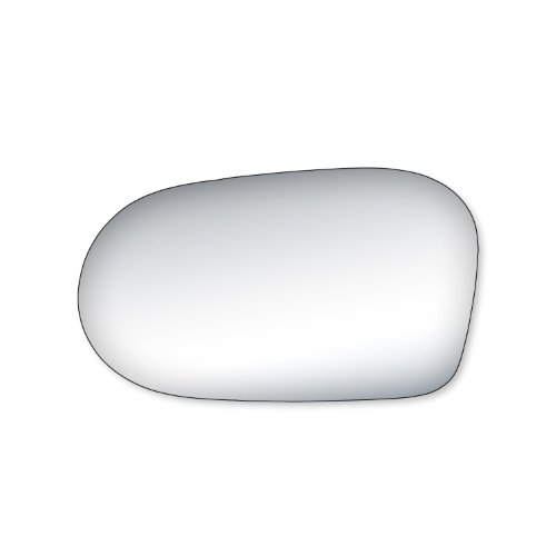 (Fit System 99177 Toyota Tercel Driver/Passenger Side Replacement Mirror)
