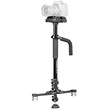 Steadicam SOLO Video Camera Stabilizer (Black)