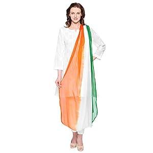Dupatta Bazaar Women'S Chiffon Dupatta (Multicolor)