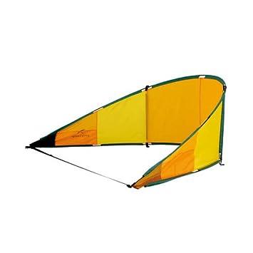 Easy Camp Paravientos Surf amarillo/naranja 2015: Amazon.es: Deportes y aire libre