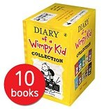 Diary Wimpy Kid Collection Set