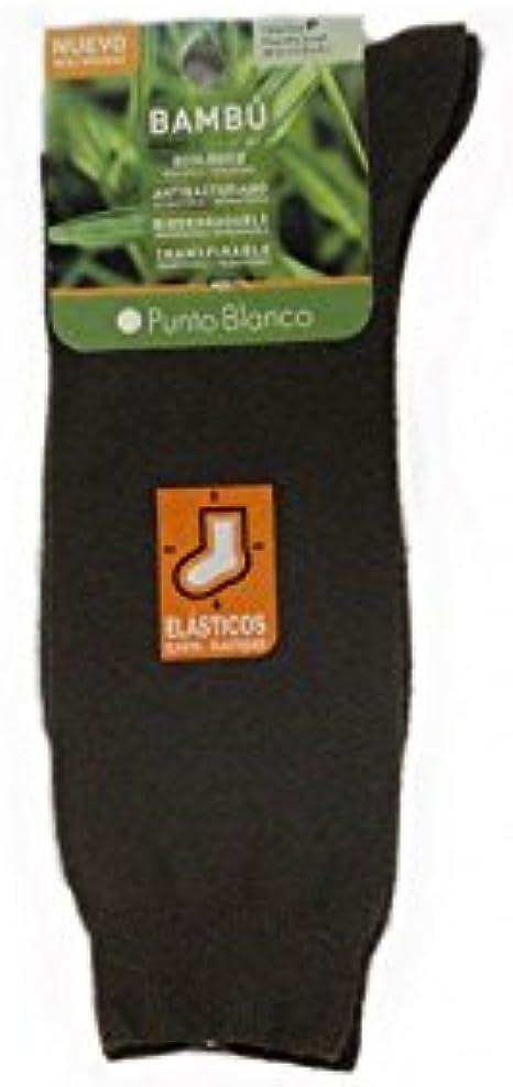 Punto Blanco Calcetines Bambú liso para Hombre: Amazon.es: Ropa y ...