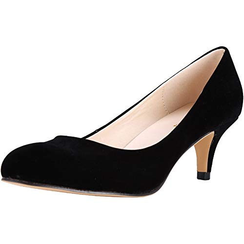 Noir de Salon EU Noir Ni332 Femme Renly 5 Danse 1VE 36 qR1PY