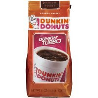 Dunkin Donuts Dunkin Donuts Coffee Ground Turbo - 11 oz SOLD BY Prefectmart THANK YOU