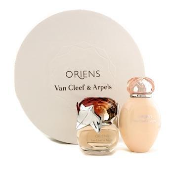 - Van Cleef & Arpels Van Cleef and Arpels Oriens Coffret: Eau De Parfum Spray 50 Ml/1.7 Ounce + Body Lotion 150 Ml/5 Ounce 2pcs, 0.2 Ounce