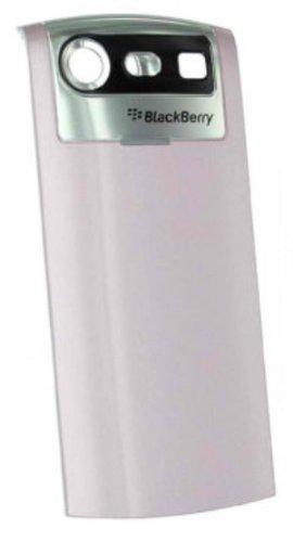 OEM Verizon Blackberry Pearl 8130 White Battery Door