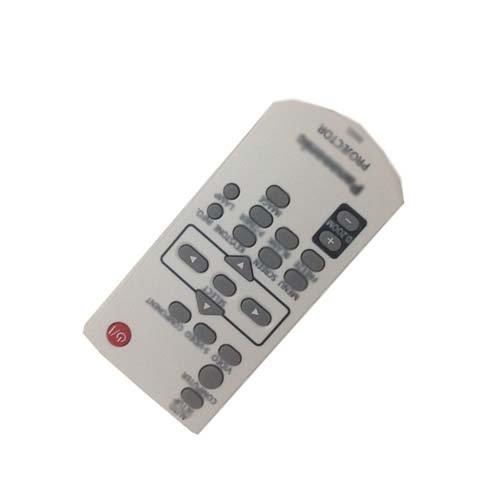 Replacement Remote Control For Panasonic PT-LB3U PT-LB10SU PT-AE100E 3LCD Projection