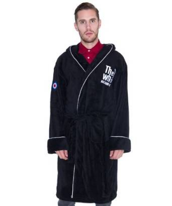 The Who - Maximum R& B Bathrobe THE WHO - MAXIMUM RNB ROBE 5006
