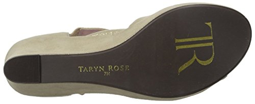 Taryn Rose Women's Sarin Sandal Beige 0jhfQ6