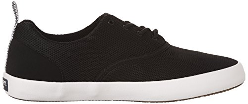 Sneaker Top Sider Deck Flex Black Sperry CVO Men's pzngZZxY