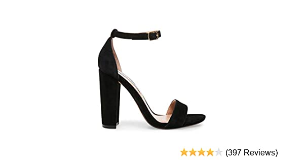 96e355b61eb Steve Madden Women's Carrson Dress Sandal