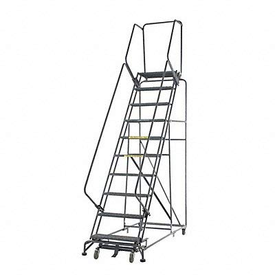 Stock Picking Roll Ladder Steel 120 (Roll Steel Ladder)