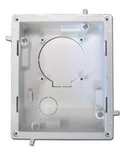 Elk M1BBK2 Flush-Mount Kit for M1 LCD Keypad ()