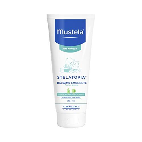 Mustela Bálsamo Emoliente Corporal Stelatopia para bebé o niño con Piel Atópica o eczema a base de Ingredientes...