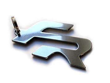 Special Parts - Llavero de Acero Inoxidable, diseño Tuning FR
