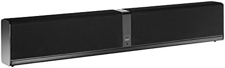 Dali Kubik One Altavoz soundbar 1000 W Negro - Barra de Sonido (Set de Altavoces, Mesa/Estante, Montar en la Pared, Cerrado, Frente, Integrado, 13,3 cm (5.25
