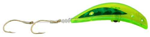Pro-Troll Fishing Products Kokanee Killer Lure with EChip, Size 1.0, Chartreuse