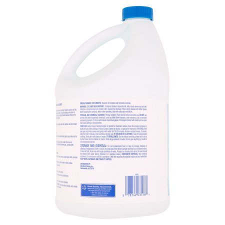 Great Value Easy Pour Bleach, Regular Scent, 121 fl oz - Pack of 10 by Great Value (Image #2)