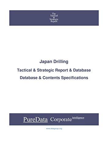 Japan Drilling: Tactical & Strategic Database