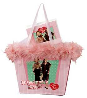 I Love Lucy Note Card Set in Purse Shape Holder for sale  Delivered anywhere in USA