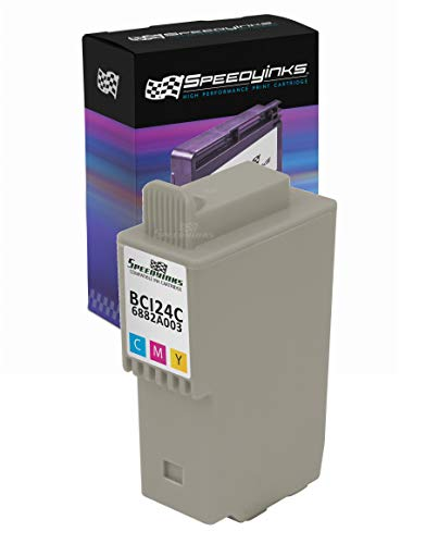 Bci 21c Compatible Color - Speedy Inks - Canon Compatible BCI-24C BCI-21C Color Inkjet Cartridge