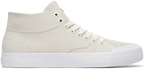 DC Mens Evan Smith Hi Zero Skate Shoe White zZk76qeo29