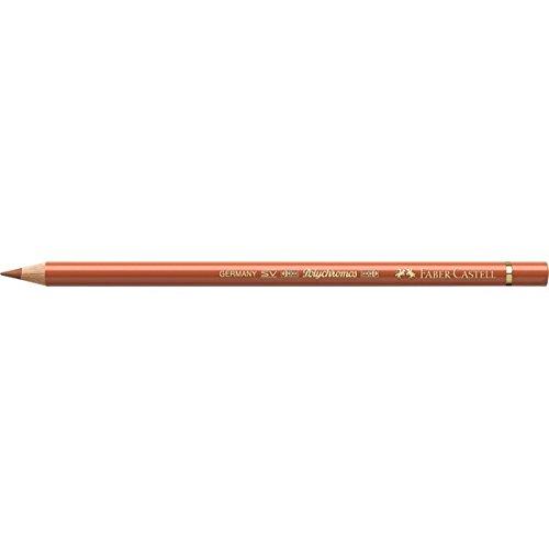 - Faber-Castell Polychromos Artists' Single Pencil - Colour 186 Terracotta