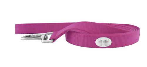 Zep-Pro Pink Nylon Concho Pet Lead, Tennessee Volunteers, 6-Feet