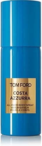 NIB Costa Azzurra All Over Body Spray - Cypress Oil, Juniper and Vanilla, 150ml + Free sample gift ONLY from Xpressurself
