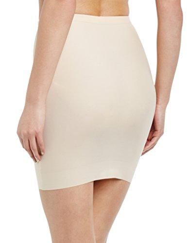 Magic Bodyfashion Lite Skirt - Pantalones moldeadores Mujer Beige (Latte 100)
