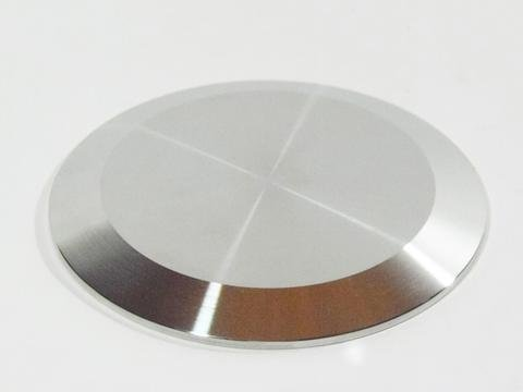 "Tri Clamp Tri Clover, Dairy End Plate 4"", End Cap for sale  Delivered anywhere in USA"