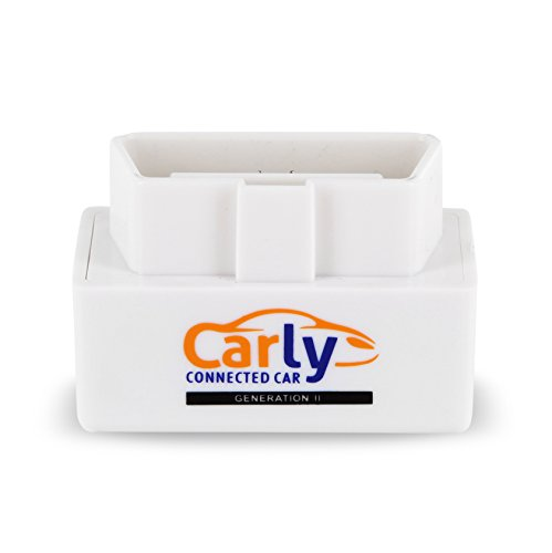 Carly Original Bluetooth GEN 2 OBD Adapter for Android - BMW, Mercedes, Porsche, Renault, Toyota by Carly (Image #2)