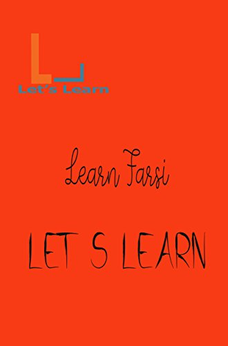 Amazon Com Let S Learn Learn Farsi Ebook Let S Learn Kindle Store
