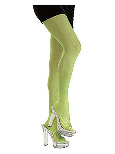 Lime Green Tights Costume Accessory One (Tinkerbell Costume Woman)