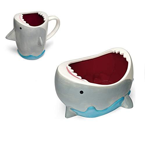 Миска shark attack bowl купить