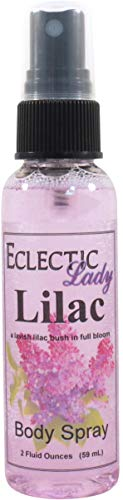 Lilac Body Spray, 2 ounces