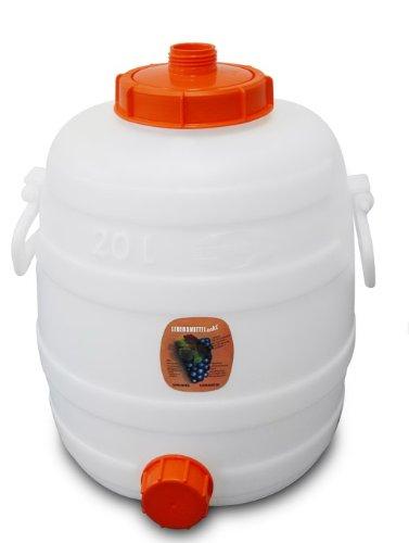 Speidel Plastic Fermenter - 20L (5.3 gal) by Speidel
