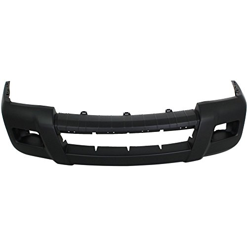 - CAPA Certified Front BUMPER COVER Primed for 2006-2010 Mercury Mountaineer