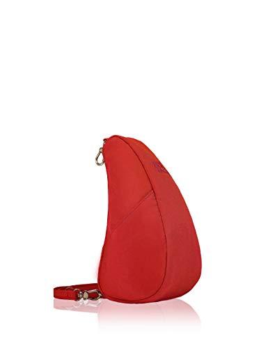 (AmeriBag Healthy Back Bag tote Microfiber Large Baglett (Red))