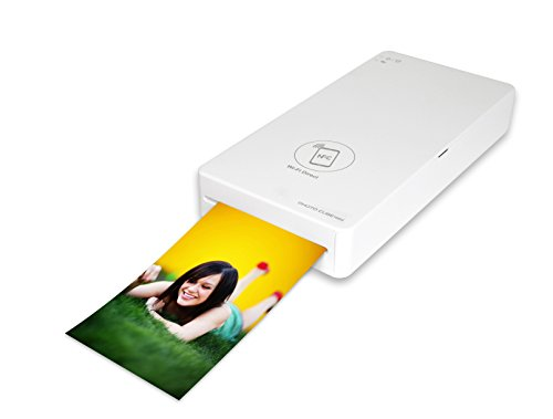 VuPoint Solutions Photo Cube mini Portable Photo Printer (IPWF-P01-VP)