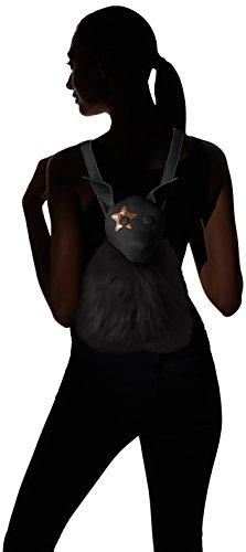 Negro Mochilas Kylie Star Mujer Kendall black Standard CvXzq
