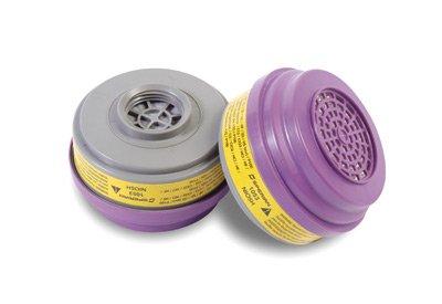 Survivair Organic Vapor/Acid Gas Cartridge For S Series APR. (4 Each)