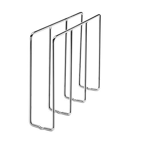 Rev-A-Shelf - 596-10CR-52 - Single U-Shape Chrome Bakeware and Tray Divider