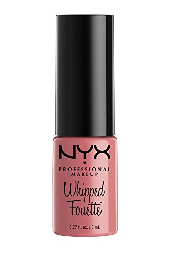 NYX Professional Makeup Whipped Lip & Cheek Souffle, Plush, 0.27 Fluid Ounce