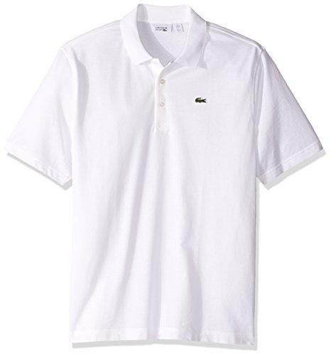 0242d4ef Lacoste Mens Sport Short sleeve super Light jersey Polo ...