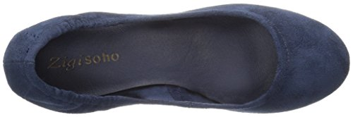 Women's Slide Pump soho Candace Zigi Navy 6xvPqwH