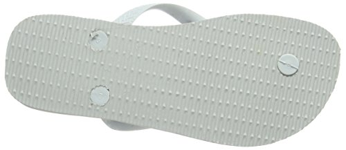 Havaianas 4135185, Chanclas Unisex Adulto Multicolor (White/White 0198)