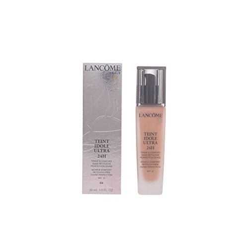 - Lancome Teint Idole Ultra 24h Wear and Comfort SPF 15 03 Beige Diaphane for Women, 1 Ounce